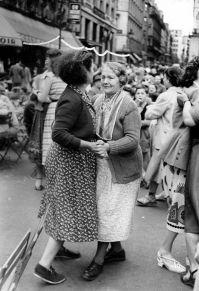 dancing in 1953 paris