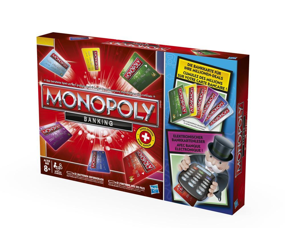 Monopoly Bank