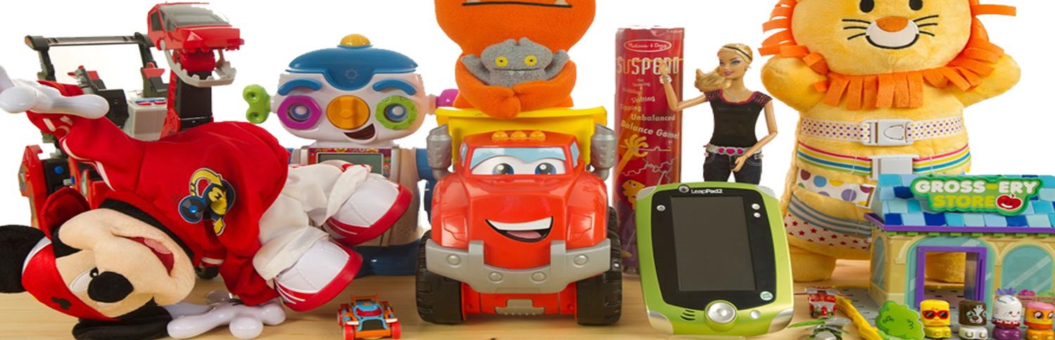 toys slider