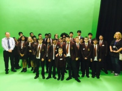 ST PETERS RCHS GROUP SHOT