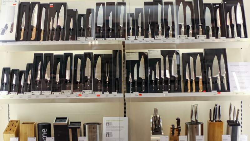 WMF Kitchen Knives, Germany