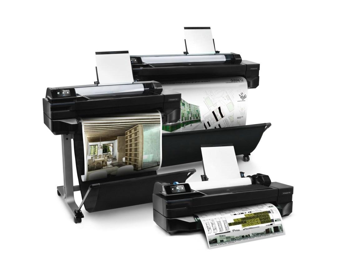 HP DesignJet T520 Series