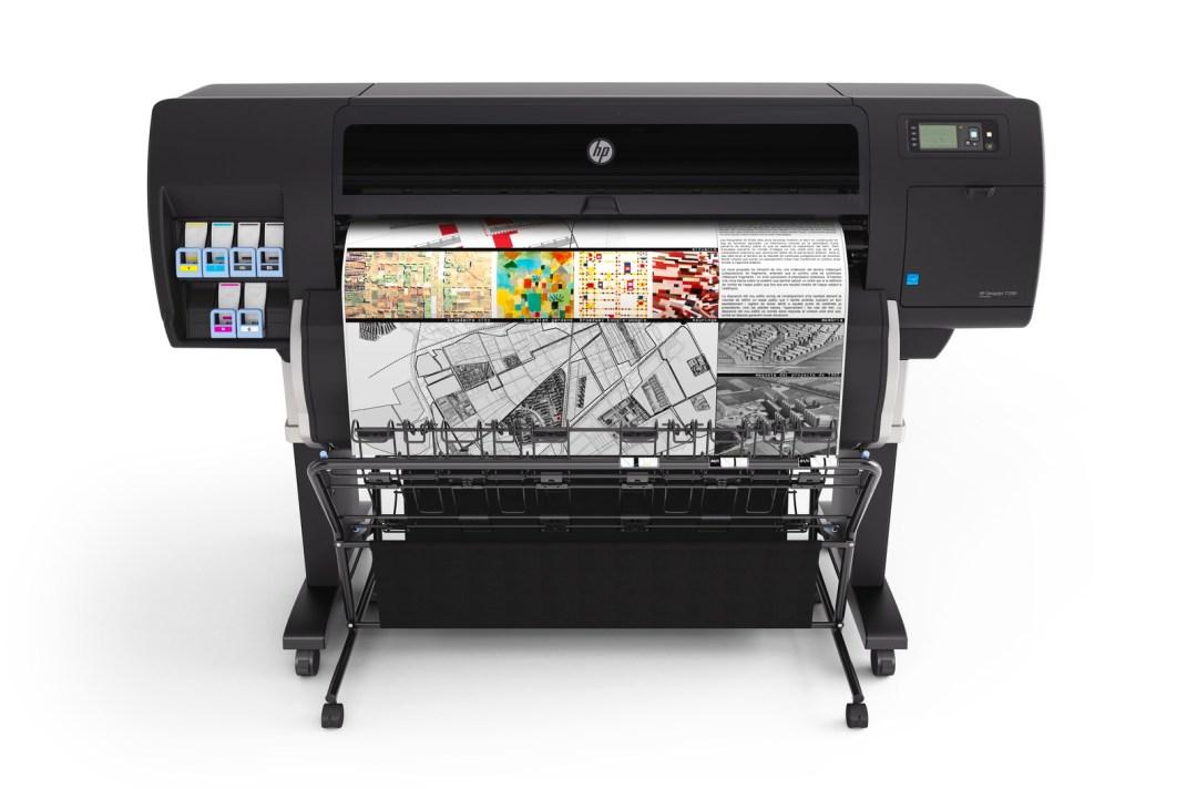 HP Designjet HP T7200