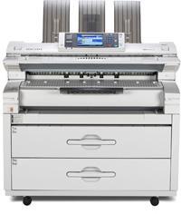 Ricoh MP W5100/7140 MFP