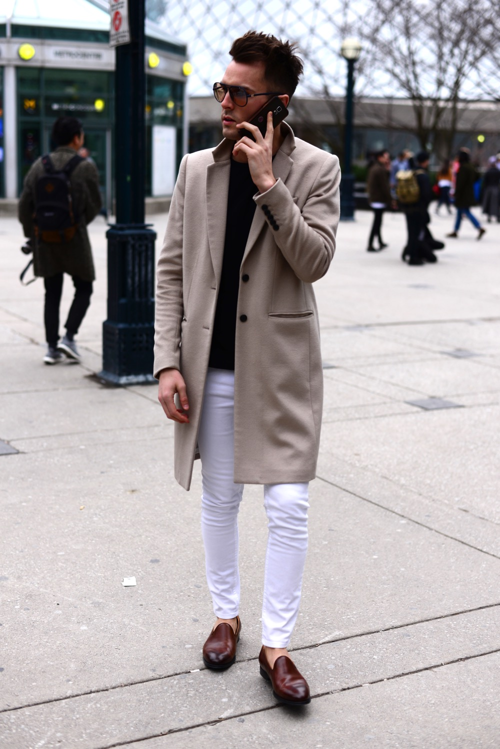 The 27 Best Street Style Looks From Toronto Fashion Week