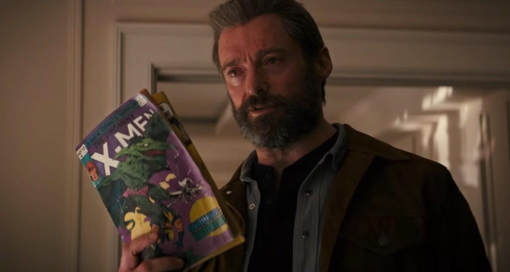 Image result for Logan 2017 X-men comic