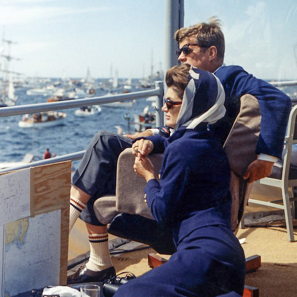 Ask Not What These JFK Inspired Socks Can Do For You