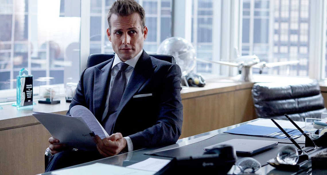 How To Dress Like Harvey Specter On Suits Sharp Magazine
