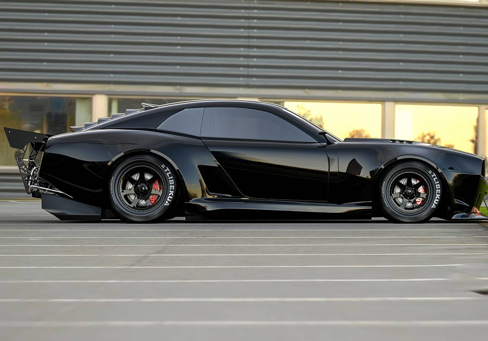 This Pontiac Firebird TT Concept Will Make You Want To