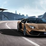 Lamborghini S Drop Top Aventador Svj Roadster Is Ready For Summer And So Are We Sharp Magazine