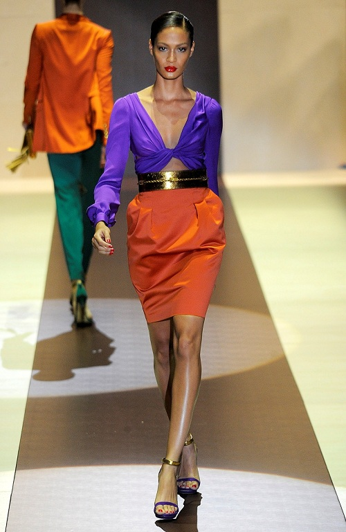Gucci Spring 2011 collection