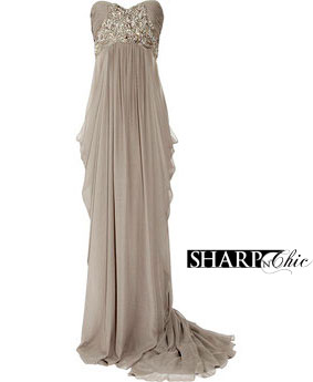 Marchesa-Silk-crepe-Strapless-Gown-1