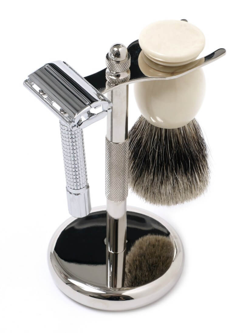 How To Use A Shaving Set Sharpologist