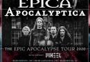 Ankündigung: The Epic-Apocalypse Tour mit APOCALYPTICA und EPICA