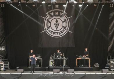 """Endlich wieder richtige Konzerte! VNV NATION im SparkassenPark Mönchengladbach beim """"Strandkorb Open Air"""""""