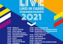 Hannover – Live und in Farbe: Sommerkonzerte 2021
