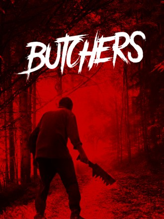 Butchers movie poster
