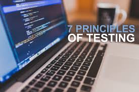 principles - Seven(7) Testing Principles