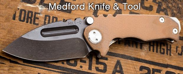 Medford Knife & Tool Sharp Things OKC