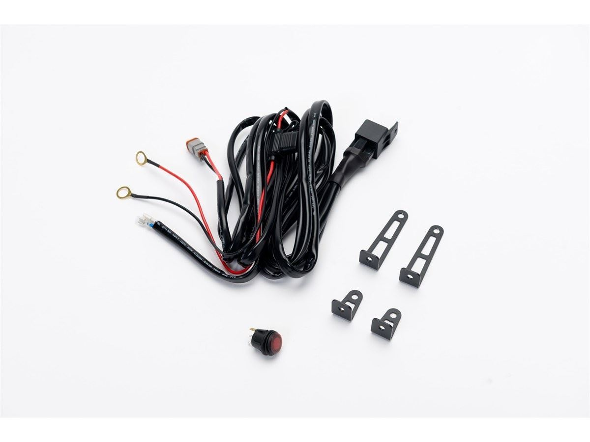 Putco Luminix Led Light Bars Wire Harness