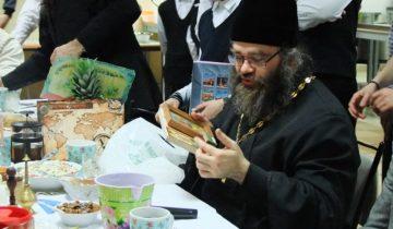 25 декабря, день ангела иеромонаха Спиридона!