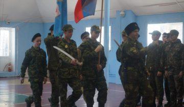 Праздник День защитника Отечества в школе