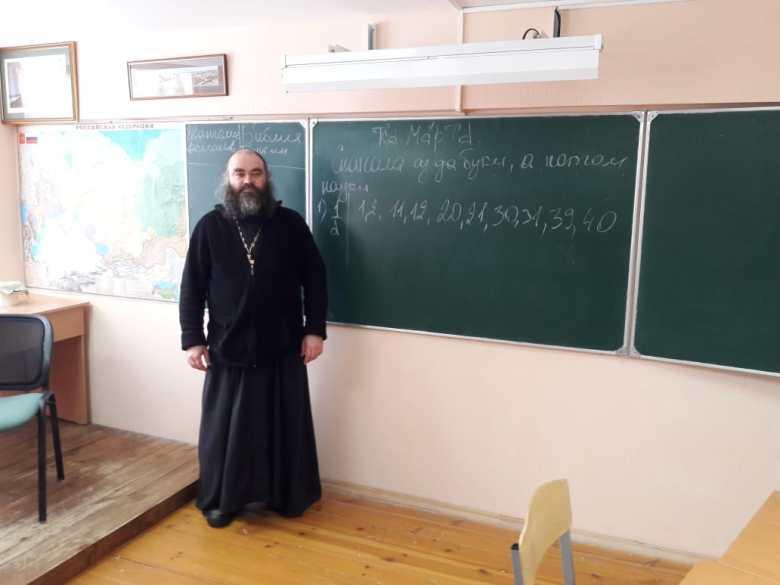 Открытие декады  Православной книги