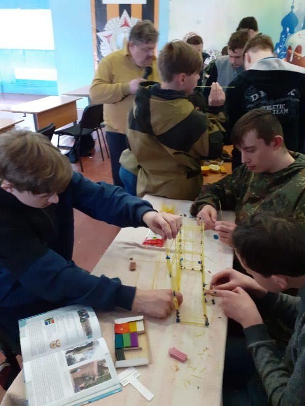 Соревнования  по техническому творчеству и моделированию.