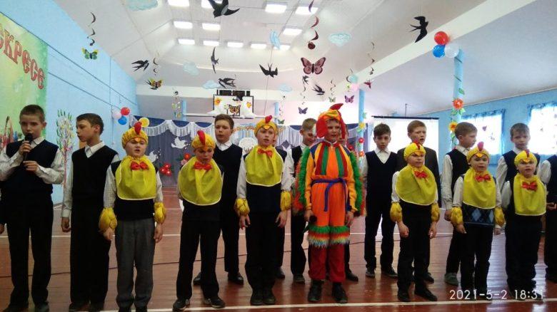 Пасхальный праздник в школе