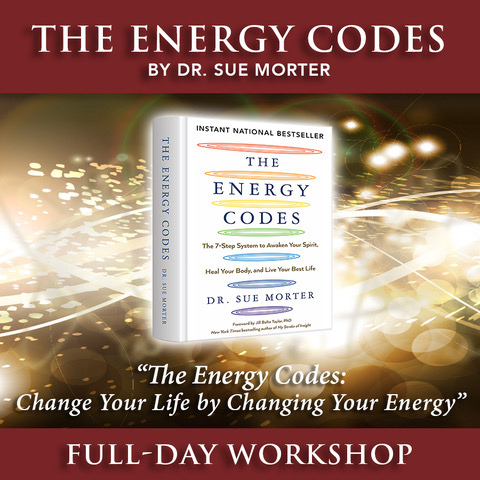 The Energy Code by Dr. Sue Morter, Full Day workshop