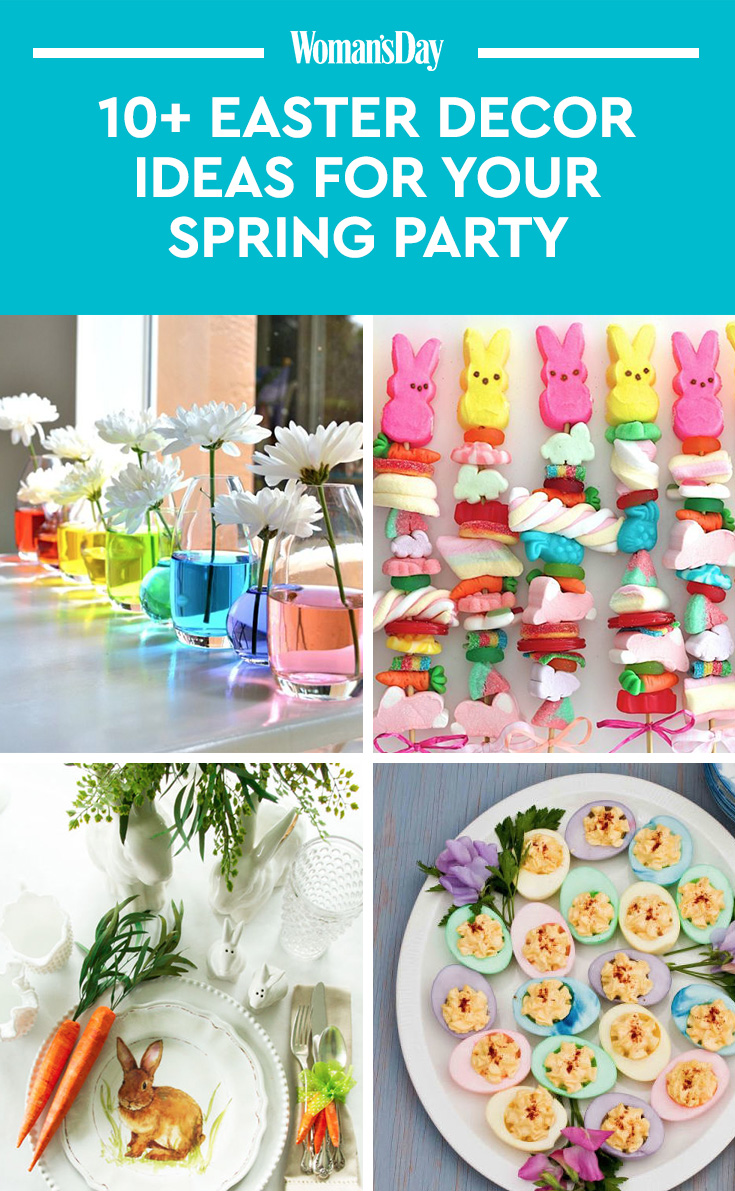 Best 13 Easter Party Ideas — Easter Party Decorations This Month