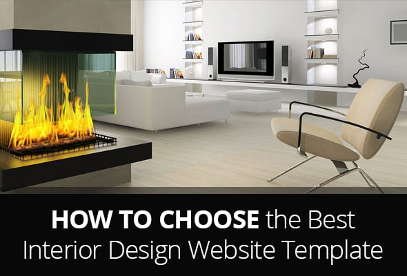 Best How To Choose The Best Interior Design Website Template This Month