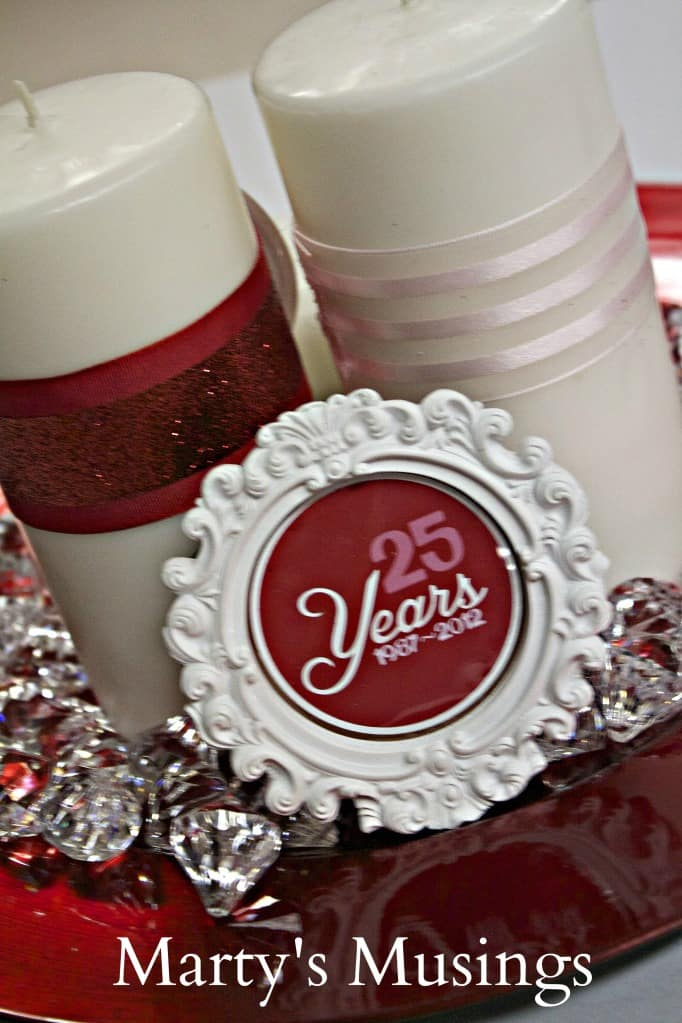 Best 25 Year Wedding Anniversary Party Decor Ideas This Month