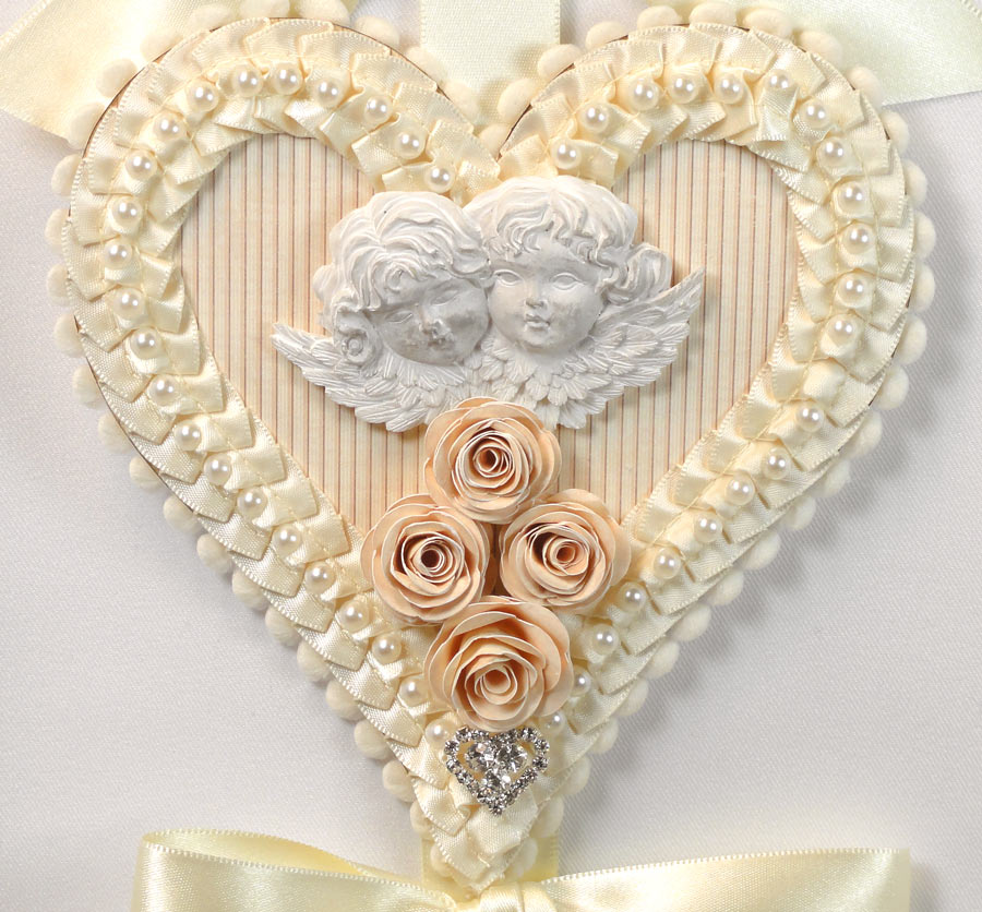 Best Hanging Hearts Wall Decor Pazzles Craft Room This Month