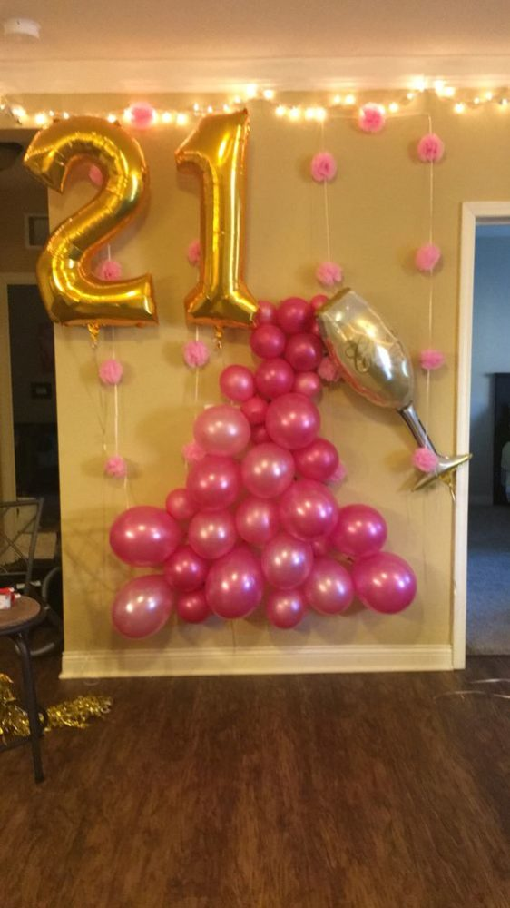 Best 45 Awesome Diy Balloon Decor Ideas Pretty My Party This Month