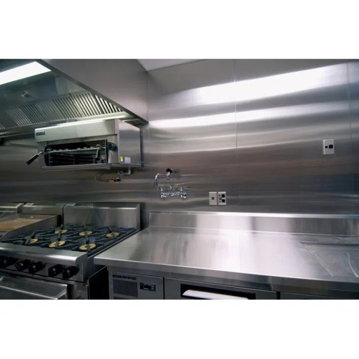 Best Decorative Commercial Stainless Steel Kitchen Wall Panel This Month