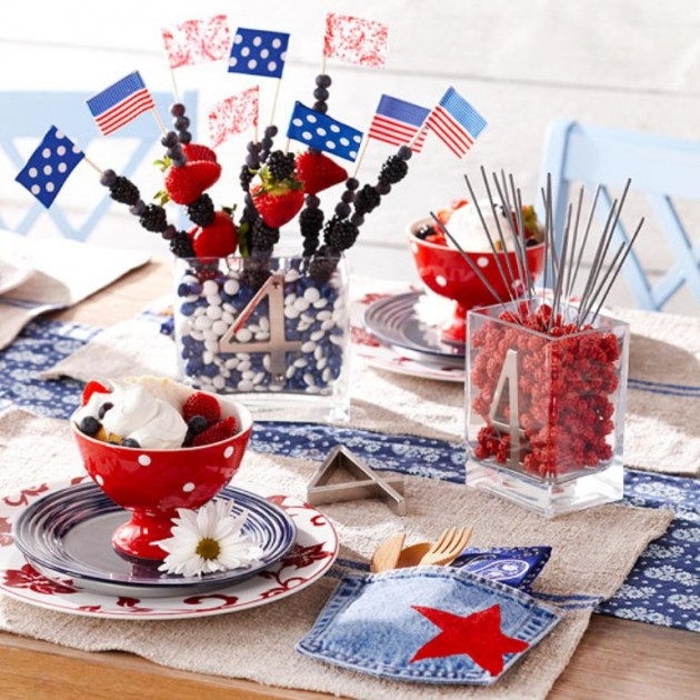 Best 40 Irresistible 4Th Of July Home Decorations This Month
