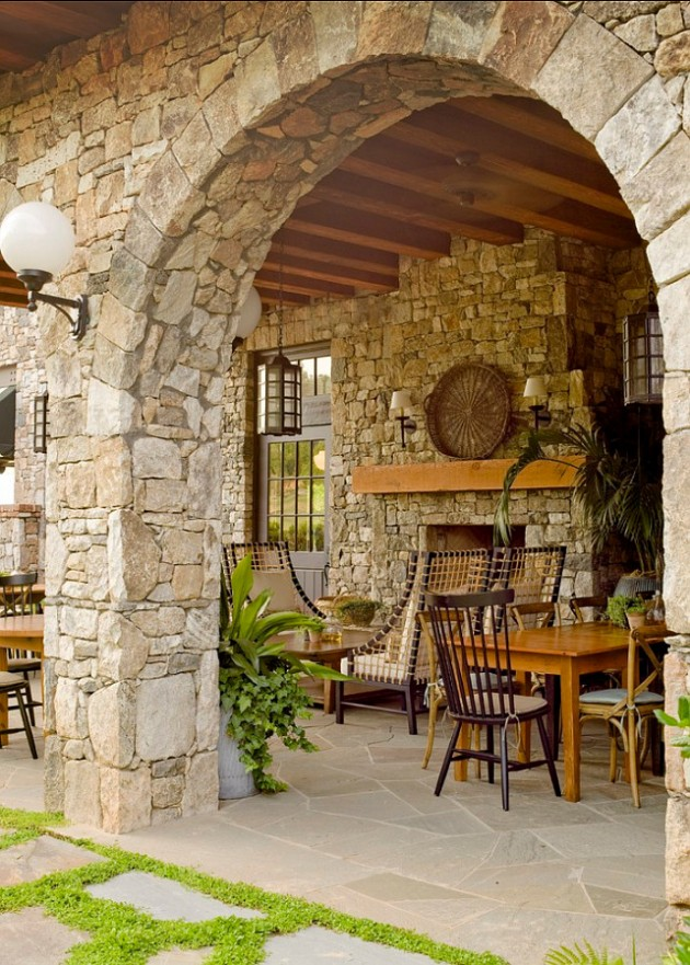 Best 22 Awesome Rustic Patio Design Ideas For Everyday Enjoyment This Month
