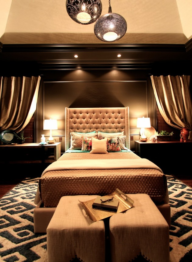 Best 15 Cozy Traditional Bedroom Design Decoration Ideas This Month