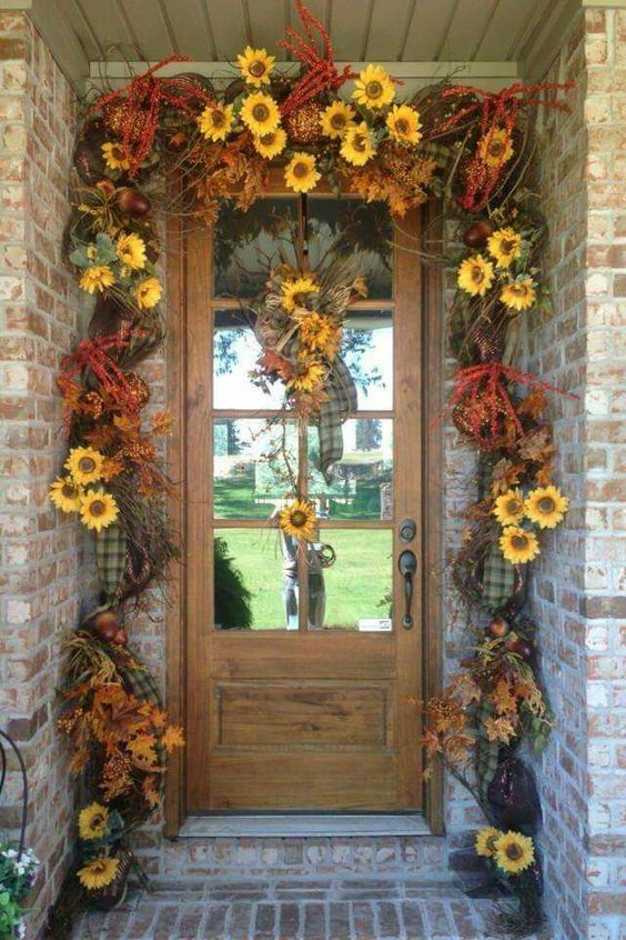 Best 18 Fascinating Outdoor Fall Decorations That You Shouldn T This Month