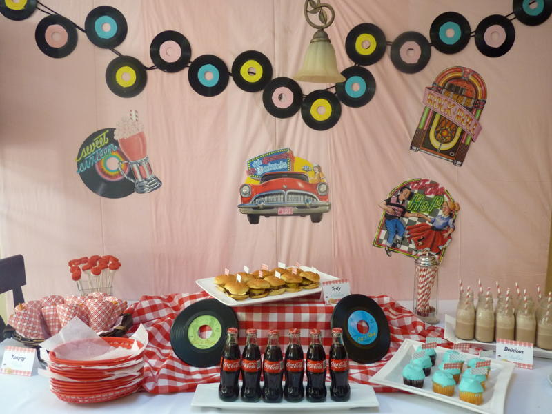 Best Surprise Your 50 Year Old With A Vintage Themed Birthday This Month