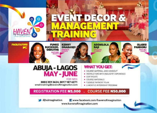 Best Learn From The Experts At The Event Decor Management This Month