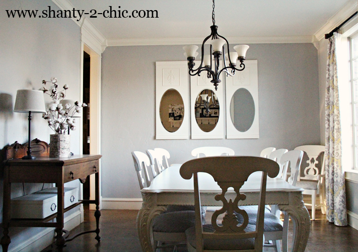 Best Diy Decorative Wall Mirrors Shanty 2 Chic This Month