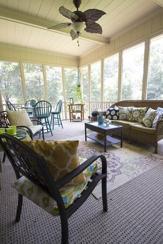 Best Back Porch Decorating Ideas On A Budget Savvy Apron This Month
