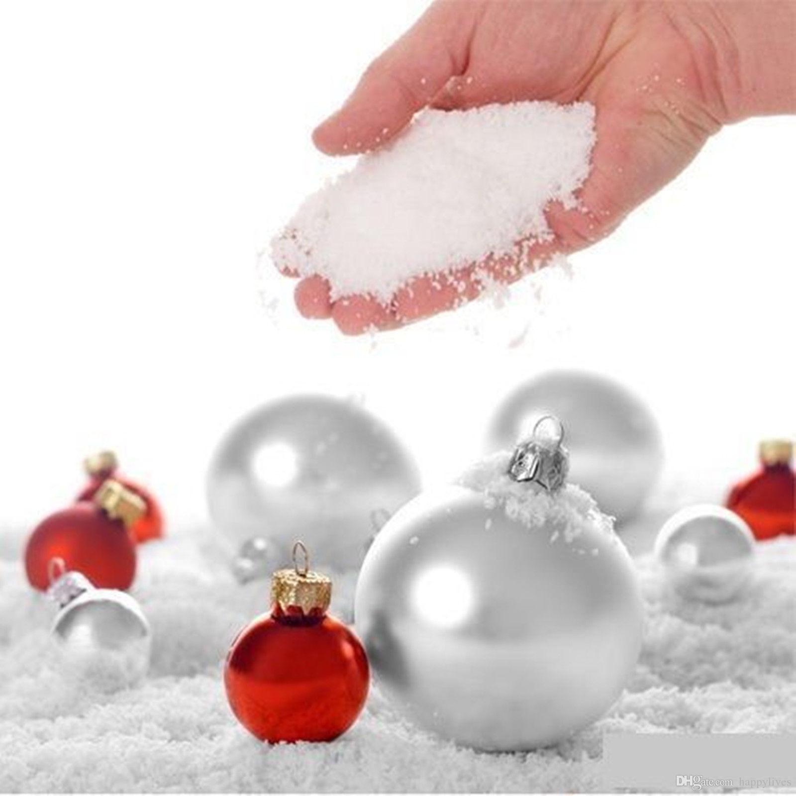 Best Christmas Decorations Snow 30G Christmas Artificial This Month