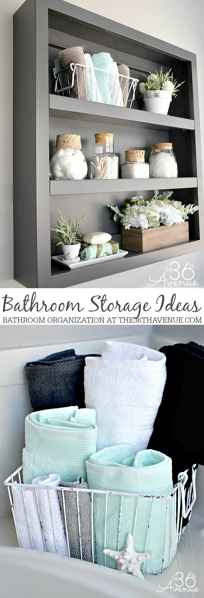 Best The 36Th Avenue Bathroom Storage Ideas The 36Th Avenue This Month