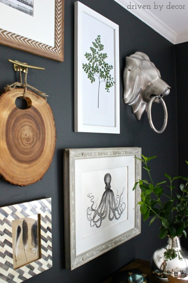 Best My Home Office Gallery Wall Reveal Tips Driven By Decor This Month