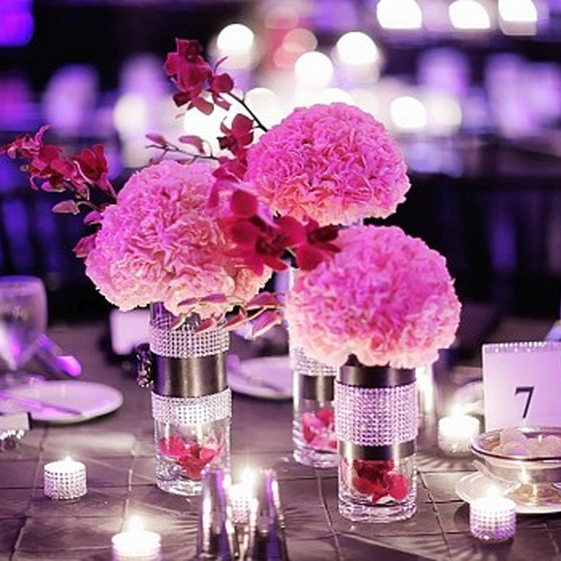 Best Rhinestone Decorations For Weddings This Month