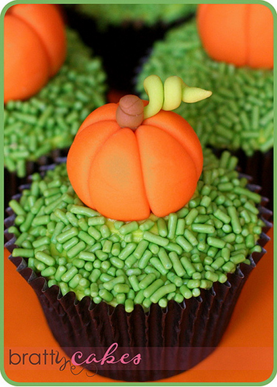 Best Easy Adorable Thanksgiving Cupcake Decorating Ideas This Month