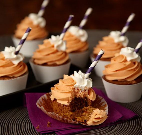 Best 45 Fabulous Fall Cakes And Cupcakes Decorating Ideas For This Month